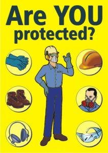 Personal Protective Equipment (PPE) Sign